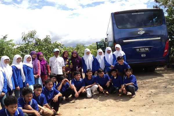 SMP Al Mannar Depok