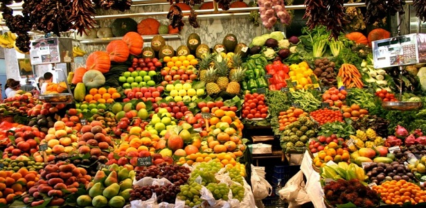 aneka buah mangga