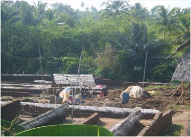 Industri batu bata cilegon