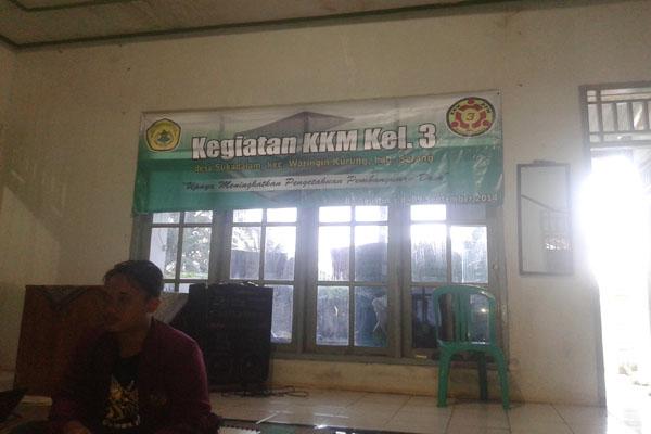 Mahasiswa Untirta, Banten