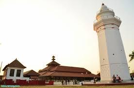 Menara Masjid Agung Banten
