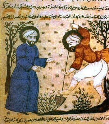 pertanian muslim
